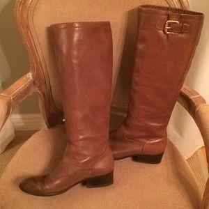 Leather Ralph Lauren size 7 boots